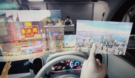 Nissan muestra tecnologías donde  fusiona el mundo real con el virtual en beneficio de los conductores