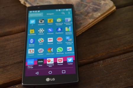 LG actualizará en los próximos meses sus terminales de gama alta a Android 6.0 Marshmallow