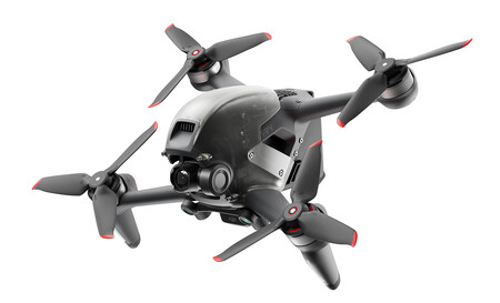 Dji Fpv Dron Hibrido Carreras Volar Primera Persona