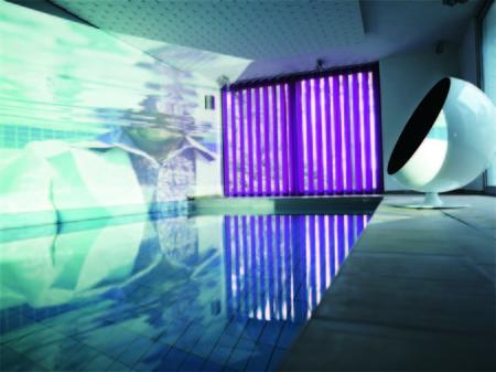 Colección Lutron Coulisse, telas de alta costura para controlar la entrada de luz