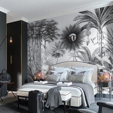 Descubre con nosotros los papeles pintados del nuevo catálogo de Maisons du Monde, le darán color y originalidad a toda la casa