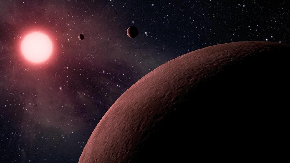 La NASA ha descubierto 10 planetas similares a la Tierra