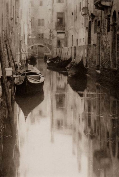 Stieglitz Venetian Canal