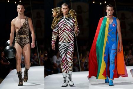 Moschino Convierte Su Nueva Coleccion De Primavera En Todo Un Circo 3