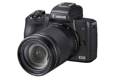 Canon Eos M50 18 150 Mm