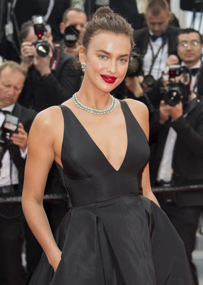 Festival de Cannes 2018: los labios rojos de Irina Shayk y la luminosidad de Nieves Álvarez triunfan en la alfombra roja