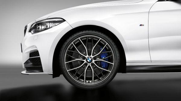Foto de BMW M240i Convertible (1/18)
