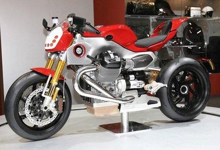 Pierre Terblanche se une a Norton, diseño italiano para una moto británica