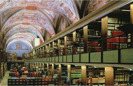 El Vaticano y la Universidad de Óxford digitalizarán sus fondos bibliográficos