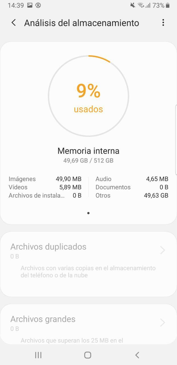 Android 9 Pie con One UI en el Samsung Galaxy Note 9