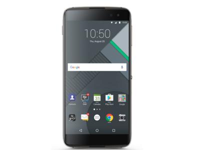 BlackBerry DTEK60 aparece en una tienda en línea y revela su posible precio