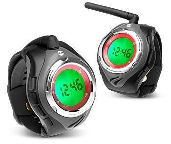Reloj con walkie-talkie, habla a través de tu muñeca