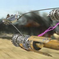 Las carreras de vainas de Star Wars Episode I: Racer darán el pistoletazo de salida en mayo en PS4 y Nintendo Switch