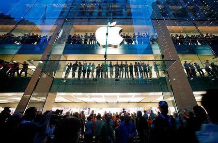 Apple ya es la empresa con mayor capitalización bursátil de la historia