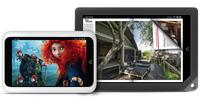 Nook HD y HD+, dos nuevos tablets de Barnes&Nobles