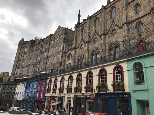 Tras los pasos de Harry Potter por Edimburgo
