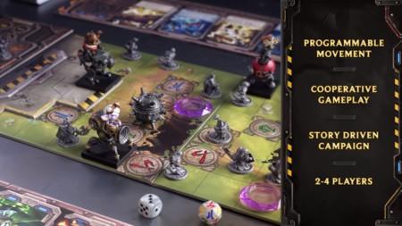 Mechs Vs Minions El Juego De Mesa Basado En League Of Legends