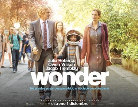 'Wonder', un dulce navideño hecho película