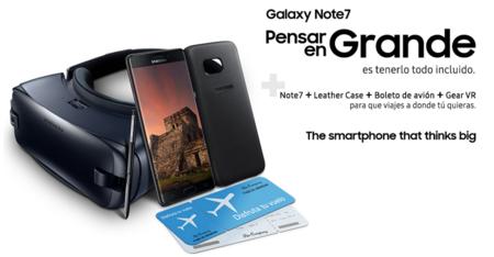 Galaxy Note 7 Preventa Att Mexico