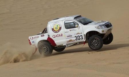 Nasser Al-Attiyah correrá con Toyota el próximo Dakar