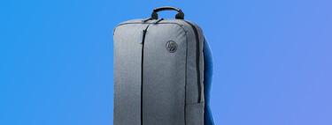 """La mochila HP Value Backpack para portátiles de hasta 15,6"""" es un chollo en Amazon: protección para MacBook y iPad por 10 euros"""