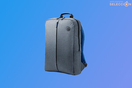 "La mochila HP Value Backpack para portátiles de hasta 15,6"" es un chollo en Amazon: protección para MacBook y iPad por 10 euros"