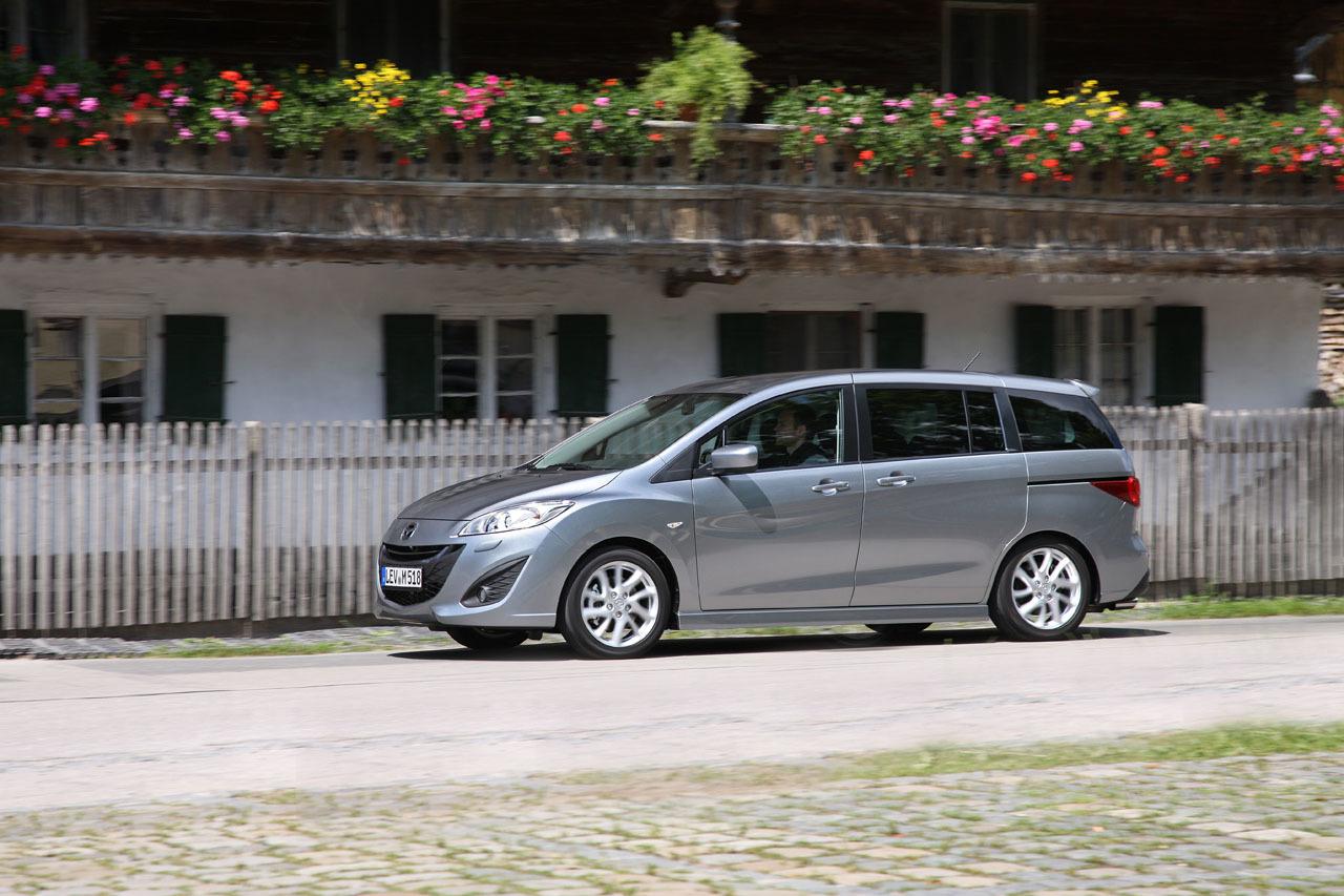 Foto de Mazda5 2010 (37/121)