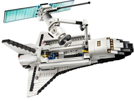 Lego Shuttle Adventure
