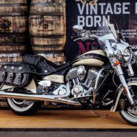 Indian Motorcycles y Jack Daniel's reunidos en una moto