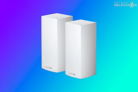 Alta velocidad con los routers mesh Wi-Fi 6 Linksys Velop MX10600: compatibilidad con HomeKit por 464,99 euros en Macnificos
