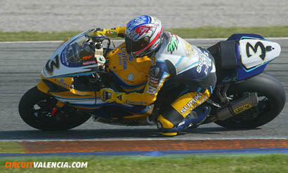 Superbikes en Valencia