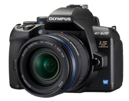 Olympus E-620, características y fecha de salida