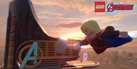 Trailer de lanzamiento de LEGO Marvel Avengers