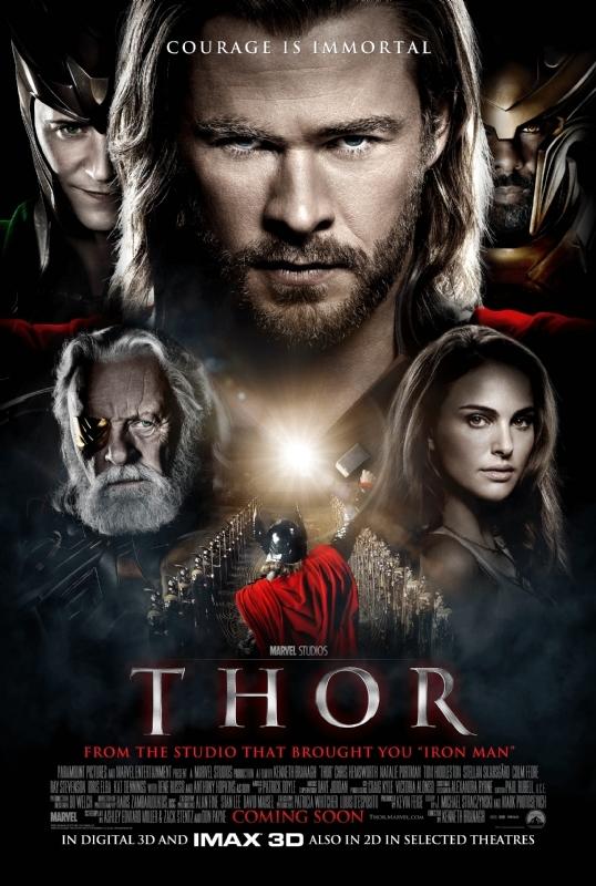 'Thor', nuevos carteles