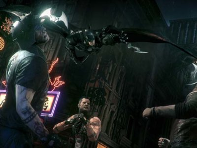 Ya se encuentra disponible el modo foto para Batman: Arkham Knight
