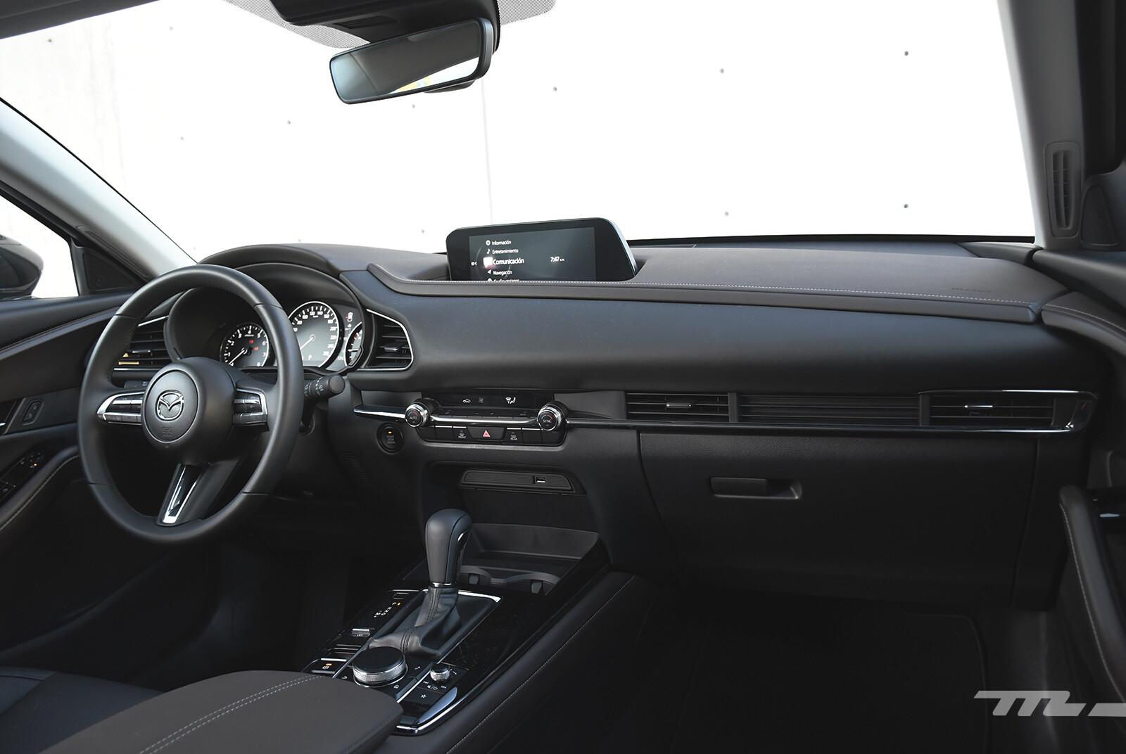 Foto de Mazda CX-30 turbo (prueba) (20/26)