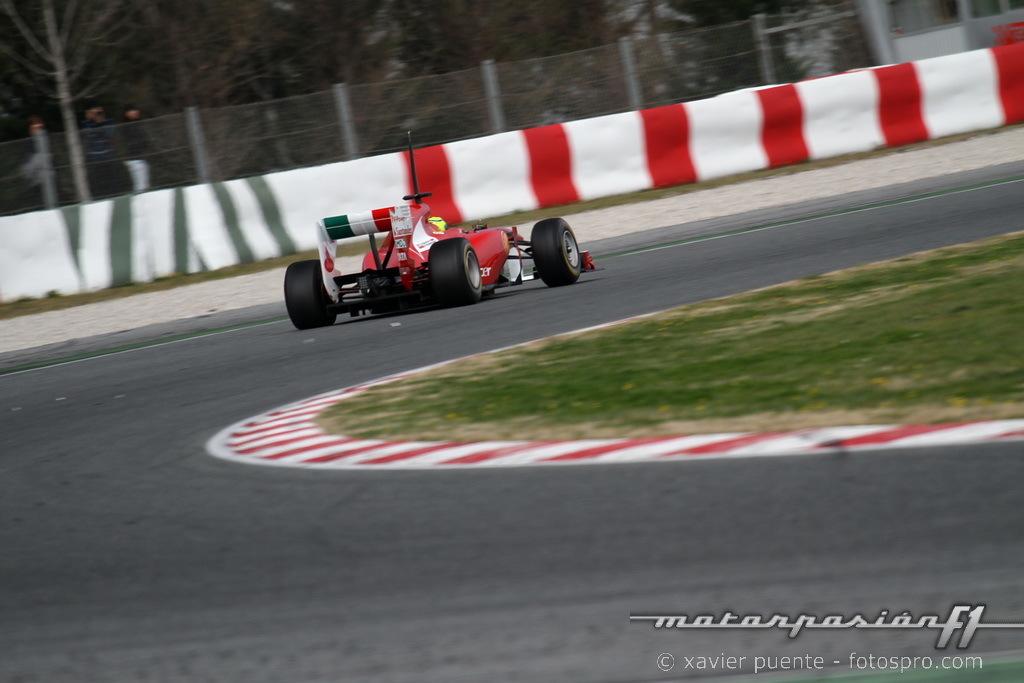 Foto de Entrenamientos Pretemporada 2011 - Circuit de Catalunya (II) - Miercoles (41/50)