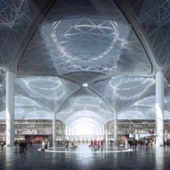 Foto 1 de 6 de la galería nuevo-aeropuerto-de-estambul en Xataka