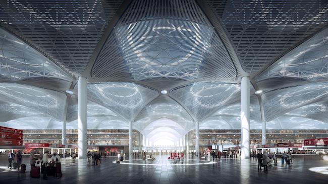 Foto de Nuevo aeropuerto de Estambul (1/6)