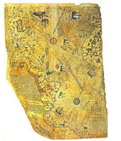 Los mapas de Piri Reis