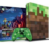 Mediamarkt te deja la Xbox One S Edición Limitada Minecraft, con el juego incluido, por sólo 249 euros