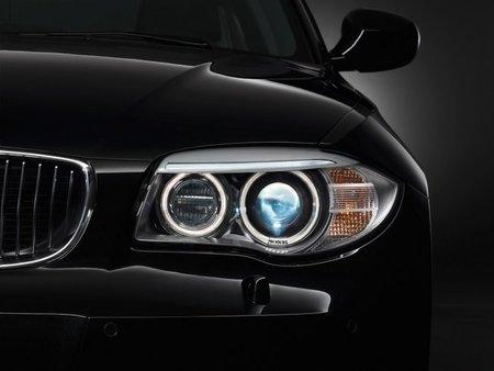 BMW Serie 1 Coupé faros