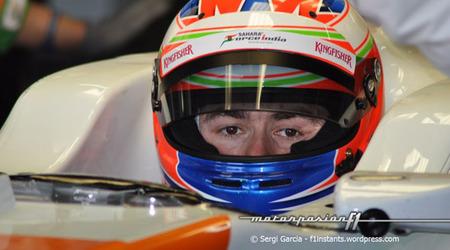 """Force India se centra en el """"paquete básico"""""""