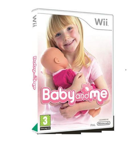 Wii Baby and Me, un accesorio con forma de bebé