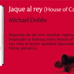 Alba editará 'Jaque al rey', continuación de 'House of Cards'