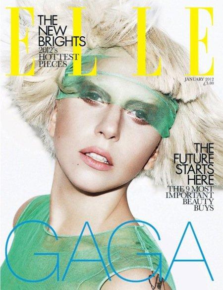 Lady Gaga Elle Matt Irwin