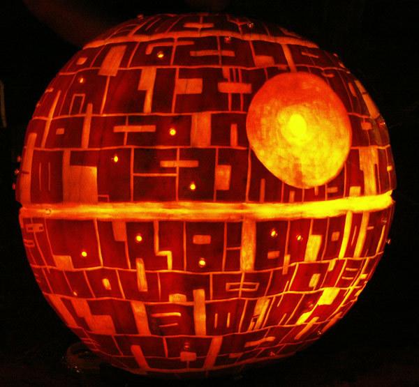 10 calabazas originales para inspirarte en Halloween