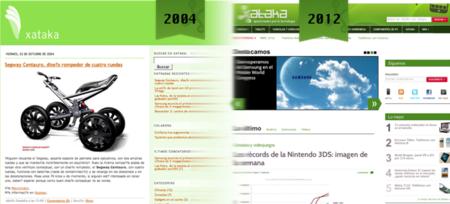 Xataka 2012, estrenamos diseño