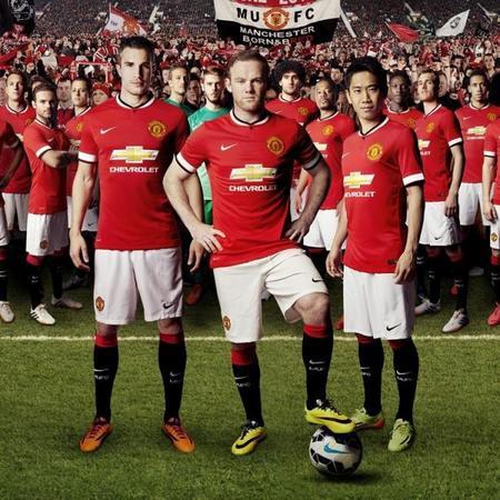 Chevrolet anota gol, con el Manchester United