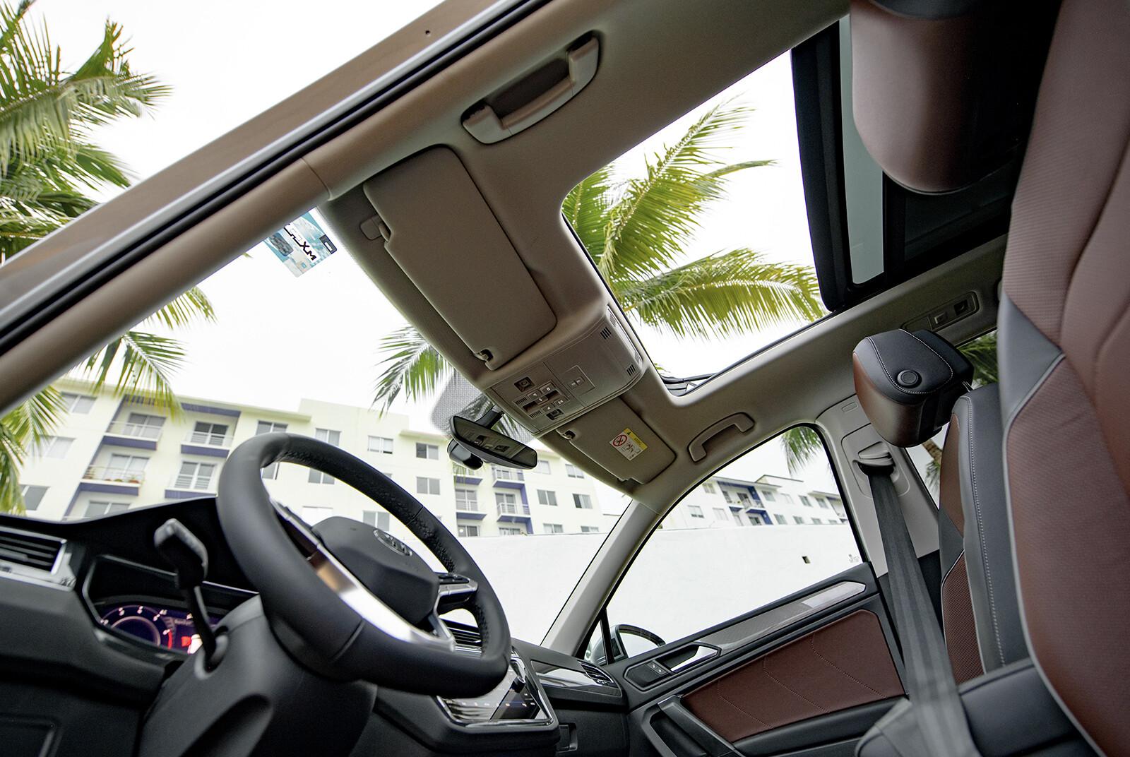 Foto de Volkswagen Tiguan 2022 (lanzamiento) (19/22)